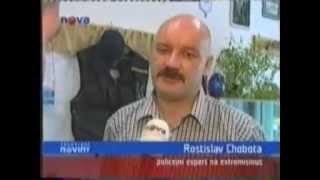 OPAVA - FC BANÍK 2004+potyčky s policií
