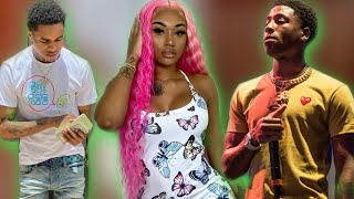 Jania Catches Almighty Jay Shopping With Guys That Stole From NBA Youngboy! + Jania SECRETLY W/ YB?