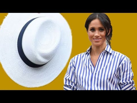 Why Meghan Markle didn't wear her beloved hat at Wimbledon?