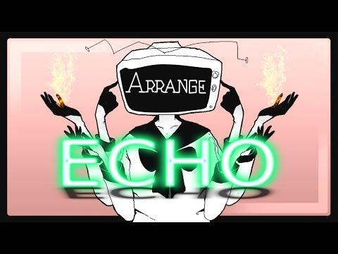 【Vocaloid ARRANGE】 ECHO 【Instrumental + DL】 GUMI Eng.