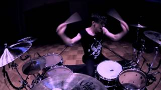 Download The Amity Affliction - Deaths Hand - Drum Cover MP3 song and Music Video