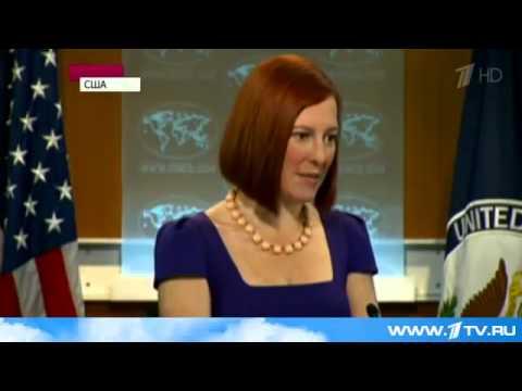 Джен Псаки. Шестой флот США к берегам Белоруссии. И грех и смех.