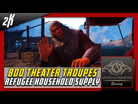 BDO Theater Troupes of Mediah Refugee Household Supply