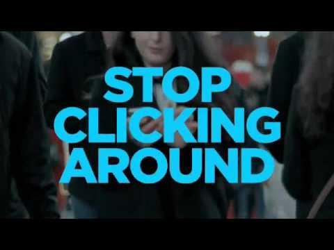 Hilton Stop Clicking Around TV
