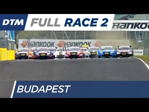 DTM Budapest 2016 - Race 2 - Re-Live (English)
