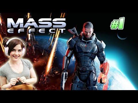 Mass Effect 1 (Part 1) Blind-Play