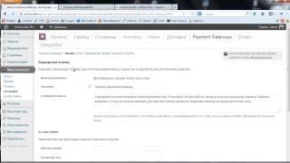 Магазин на Wordpress. Урок 5.   Способы доставки и оплаты товаров
