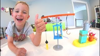 FATHER SON IMPOSSIBLE TRICK SHOT! / So Hard!!!