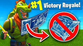 GAGNANT -WITHOUT ' BUILDING In Fortnite Battle Royale (Défi)