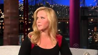 Amy Schumer  Letterman 5-13-2013