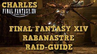 FFXIV 4.1 - Rabanastre (Ivalice) Raid-Guide/Boss-Guide Deutsch-German