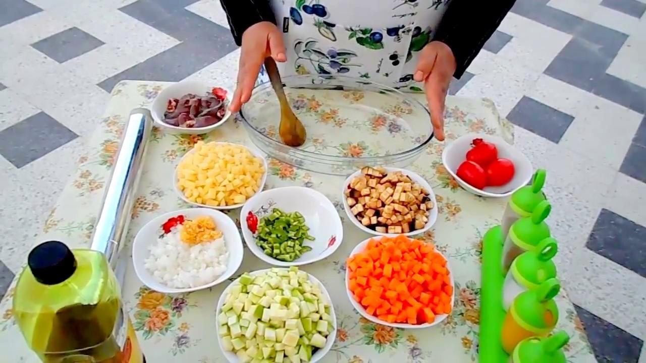 Cuisine - Cuisine tunisienne traditionnelle four ...