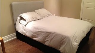 Панцирная кровать в интерьере: фото. видео, цена