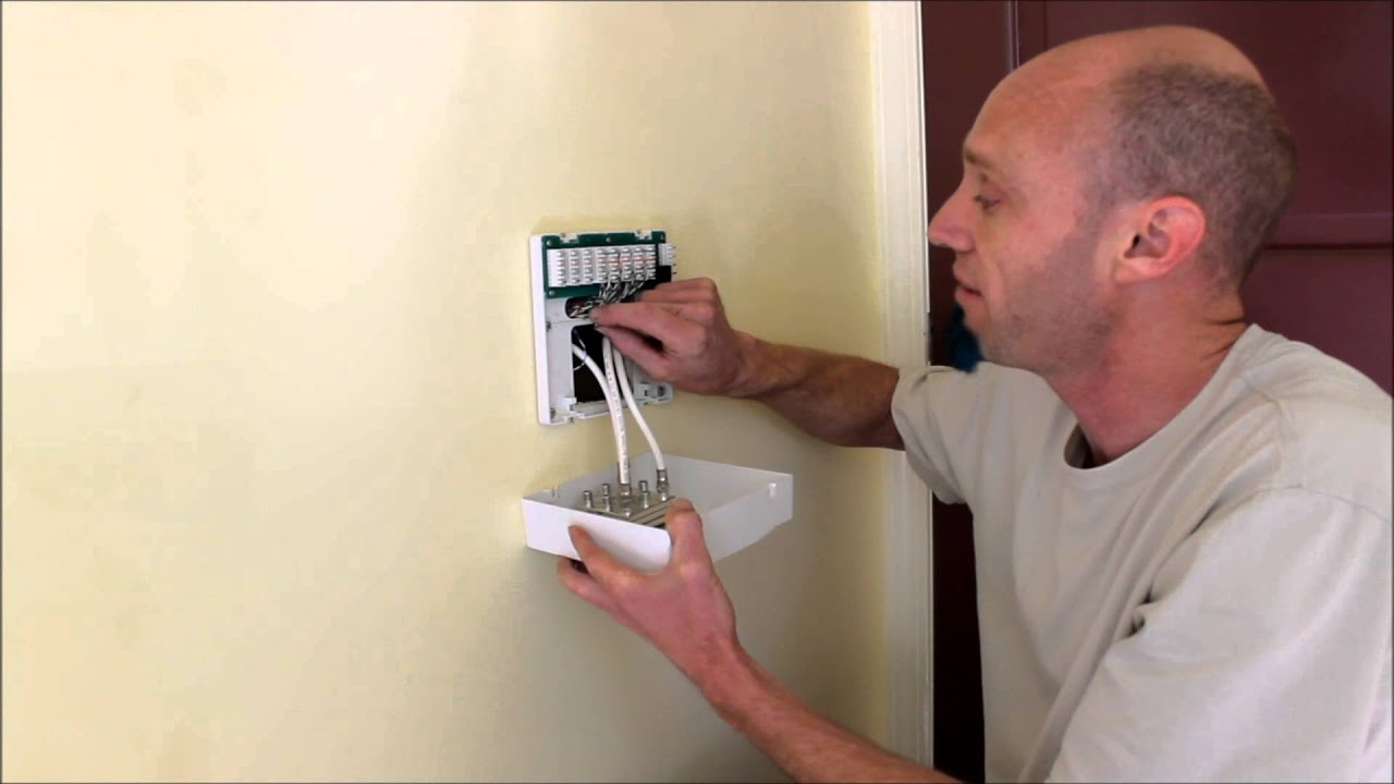 Tiny house tech; how to wire phone, internet, and TV cable in a tiny ...