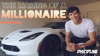 The Making Of A Millionaire | 22 Yr Old Entrepreneur