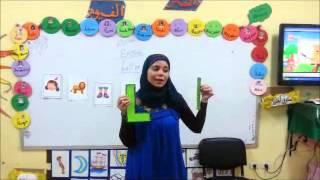 KG1 English Lesson (1)