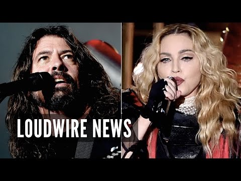 Dave Grohl's Mom Feared Madonna Would Snatch Up Her Son Mp3