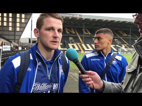 FA CUP INTERVIEW - Joe Oastler