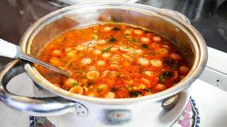 СОЛЯНКА Сборная Мясная Суп ПРОСТОЙ РЕЦЕПТ очень вкусной СОЛЯНКИ