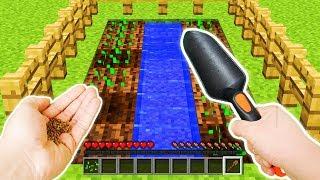 Realistyczny Minecraft - ZROBIŁEM FARME!! #3
