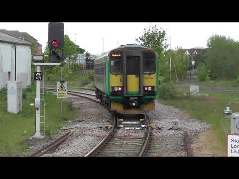 Bedford St Johns Station 6/5/19