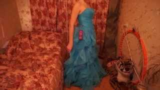 Обзор вечернего платья от Grace Karin с aliexpress