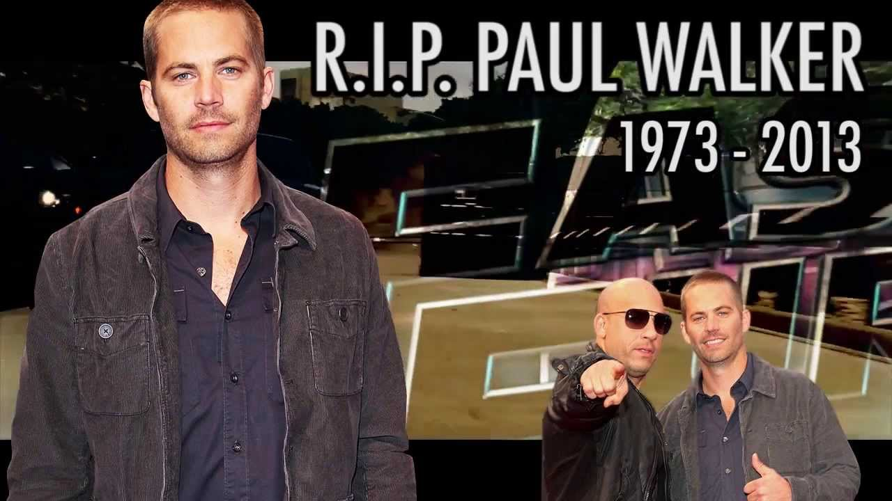 Paul Walker dead: Video tribute to the high octane Fast & Furious star
