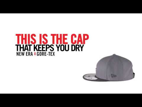 New Era Cap 9fifty Gore-Tex Collection - YouTube 987bbbbf0692