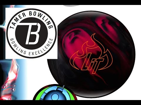Columbia 300 Lit Pearl (3 testers - 2 patterns) by TamerBowling.com