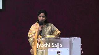 Testimony of Jyothi Sajja(సజ్జా జ్యోతి...
