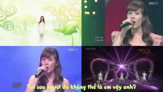 [ Vietsub]  Bad Oppa (Oppa Nappa) Jessica + Tiffany + SeoHyun  - GIRLS GENERATION (SNSD)