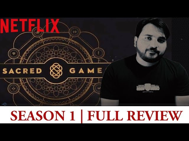 SACRED GAMES  FULL REVIEW | ENDING EXPLAINED |thefilmreview.in