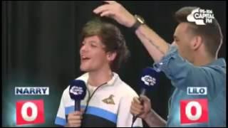 """Louis saying """"oi oi"""""""
