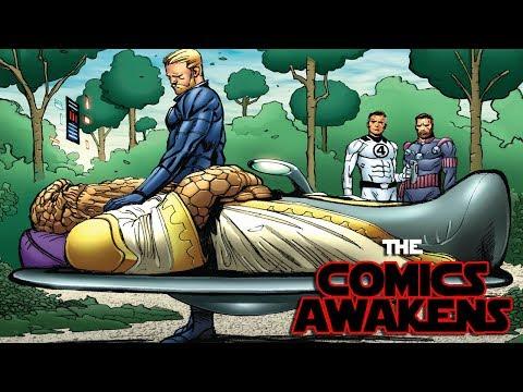The Fantastic Four: El destino de Ben Grimm