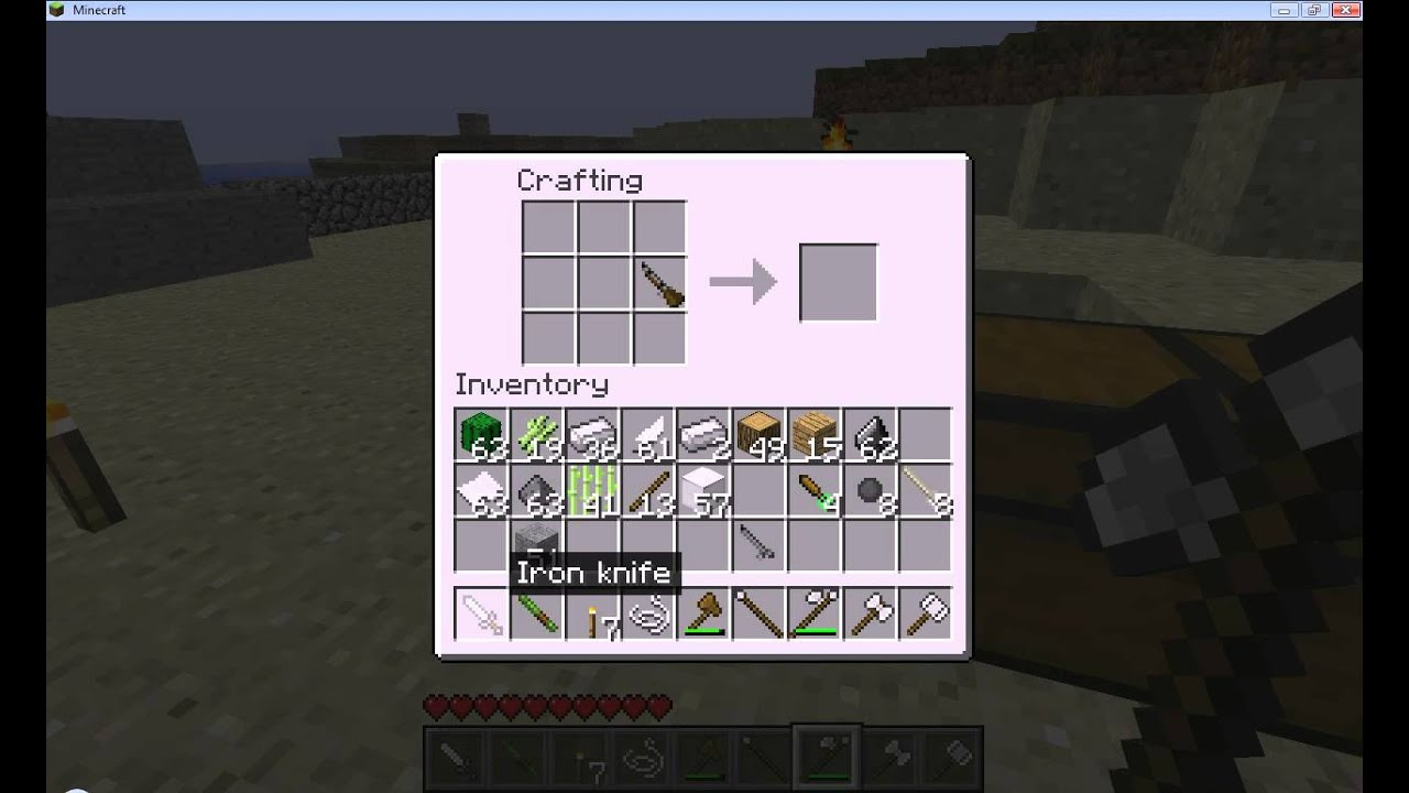 Craft Guide Minecraft Mod