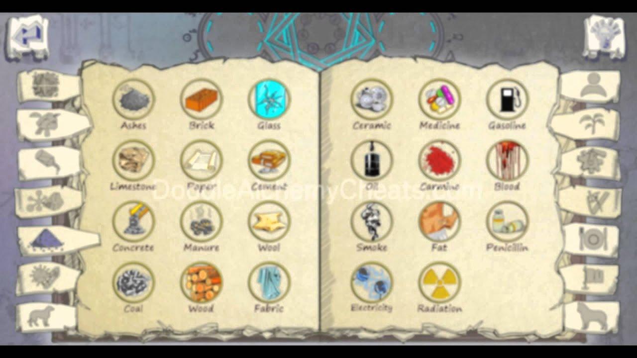 Doodle Alchemie