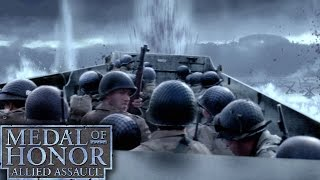 Medal of Honor: Allied Assault. Full campaign