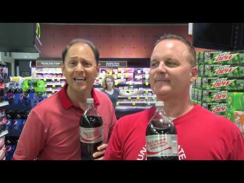 Coke Bottle Lyrics Karaoke - Bud and Broadway