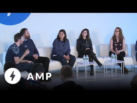Fireside chat: AMP and the web (AMP Conf '17)