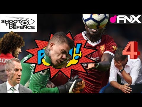 English Premier League & European roundup 2017/18 Week 4