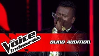 Pieter - To Love Somebody | Blind Auditions | The Voice Indonesia GTV 2018