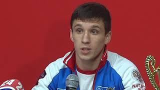 Вадим Кудряков защитил титул чемпиона России по боксу