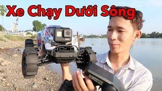 Thanh Niên Chơi Xe Điều Khiển Từ Xa Chạy Dưới Sông và Cái Kết - Lâm Vlog thumbnail