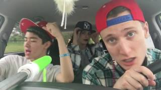 """Наша пародия на клип """"Мама Люба,"""" ДАВАЙ!! Прямо из Орегона!"""
