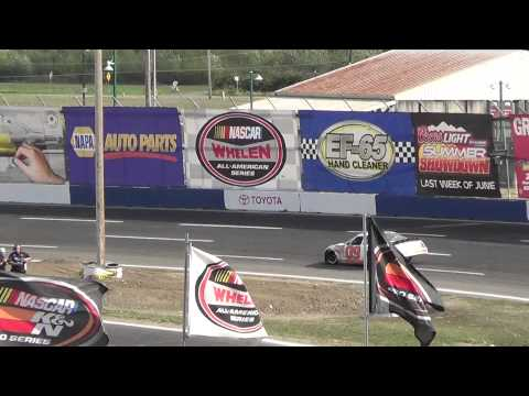 2014 NAPA Auto Parts 150 at Evergreen Qualifying Session (Part 1 of 2)