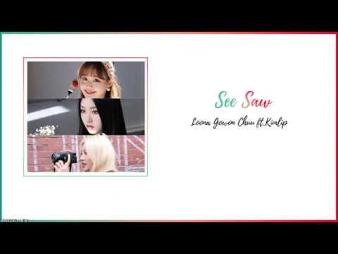 [Karaoke-Thaisub] See Saw - loona (GOWON-CHUU FT.KIMLIP)