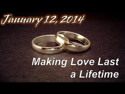 01 12 14   Marking Love Last a Lifetime