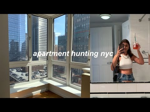 VLOG: Apartment Hunting In NYC, We Got Approved + Amazon Event!