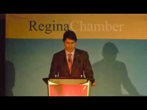 Justin Trudeau 2014