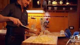Ep04 Numeri Da Cuoco - Fettuccine Cake - Eng